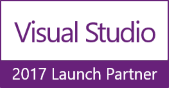 Visual Studio 2017 Launch Partner Logo